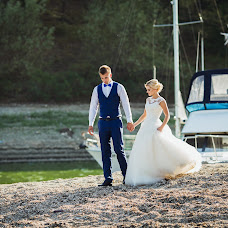 Wedding photographer Elena Gornaya (Elen-sonechko). Photo of 25.10.2015