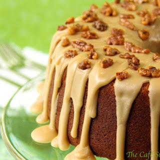 Pumpkin Buttermilk Pound Cake