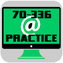 70-336 Practice Exam APK icon