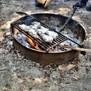 Campfire Cones {recipe}