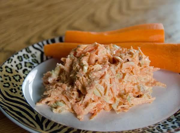 Yummy Carrot Salad Recipe