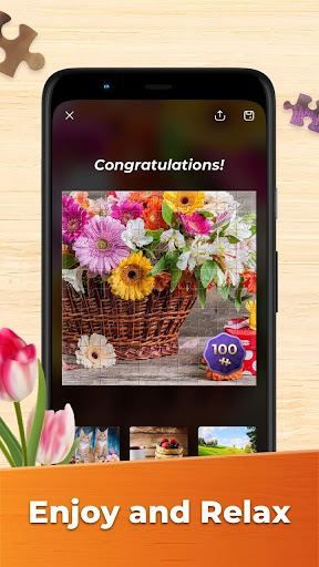 Jigsaw Puzzles - HD Puzzle Games modavailable screenshots 2