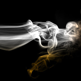 Evolution by Francisco Little - Abstract Patterns ( spiritual, art, ethereal, smoke,  )