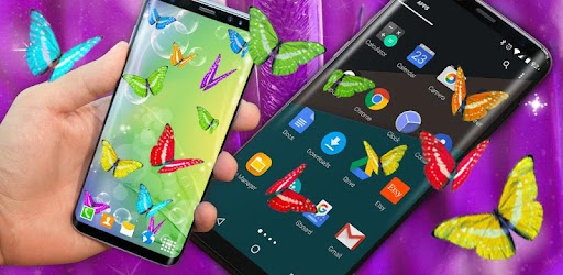 Real Butterflies on Screen Apk for Windows Download 4 10 0