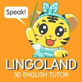 Lingoland: 3D English Tutor