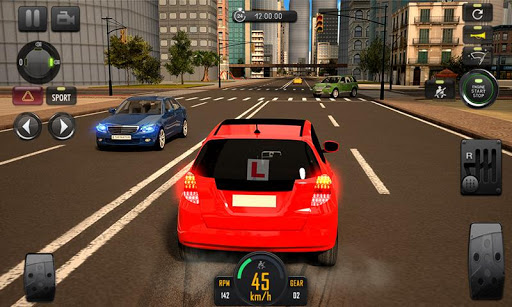 Driving Academy Reloaded screenshot 5