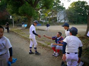 Photo: 祝、初HR!