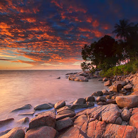 by Hendra Heng - Landscapes Cloud Formations