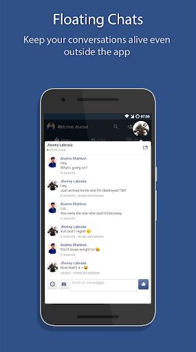 Phoenix - Facebook & Messenger screenshot 4
