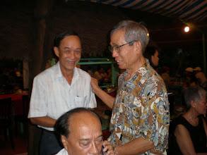 Photo: Thầy Lộ ở Tiền Giang cũng có mặt