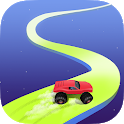 Crazy Road - Drift Racing Game icon