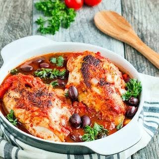 Delicious Chicken Cacciatore