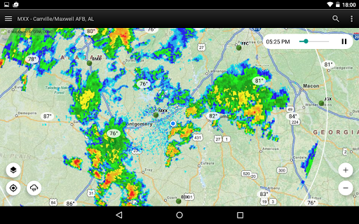 Radar Now! screenshot 11