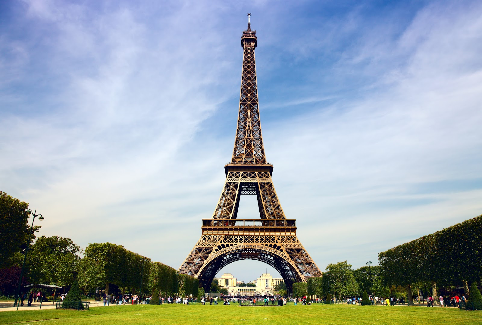 Image result for where is the eiffel tower in paris