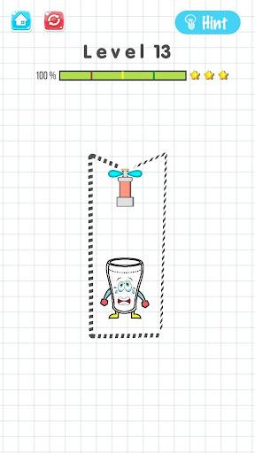 Where's My water Happy Glass 2 0 2 0  Brain Games 4.0 screenshots 5