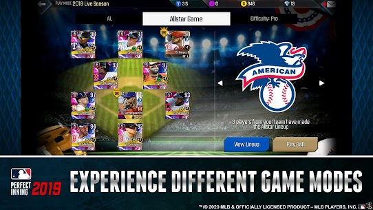 MLB Perfect Inning 2019 App Latest Version Download For Android and iPhone 3