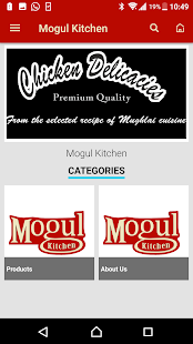 Mogul Kitchen - Premium Quality Frozen Products - náhled