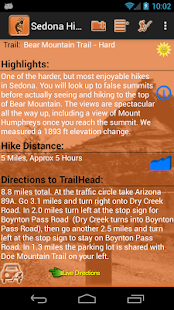 Sedona Hiking- screenshot thumbnail