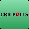 CricPolls - Vote Cricket icon