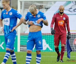 Administratieve blunder kan Sinan Bolat uit het doel houden bij KAA Gent