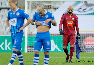 Sans Bolat, La Gantoise doit se tourner vers un autre gardien pour l'Europa League