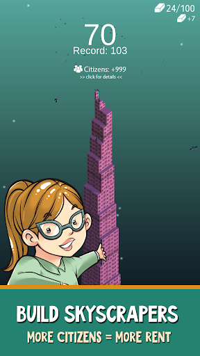 sky tower tycoon – your idle adventure screenshot 1