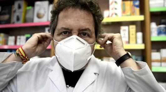 Las KN95, recomendables para sanitarios y vulnerables al virus, según Consumo