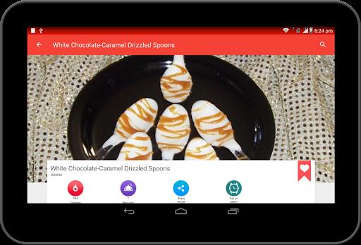 Chocolate Recipes 25.7.5 screenshots 16