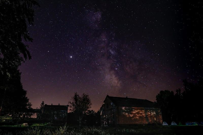 notte stellata di lorenzo_ciuni