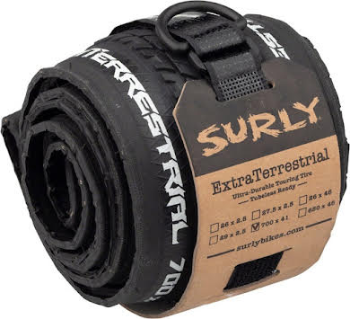 Surly ExtraTerrestrial Tire - 700 x 41, Tubeless, 60tpi  alternate image 2