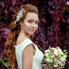Wedding photographer Olga Borisova (olgaborisovva). Photo of 17.10.2016