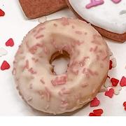 Vanilla Mini donut