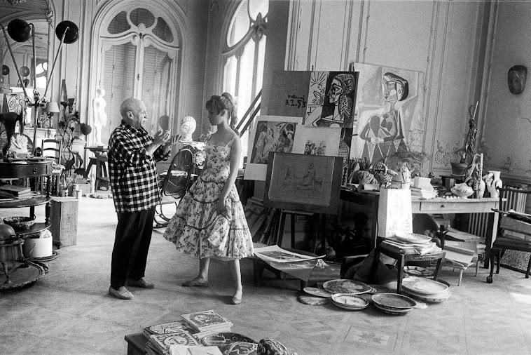 Khi Bardo gặp Picasso