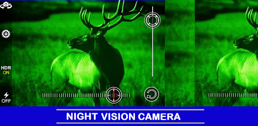 Night Vision Camera(photo & video) simulator - Apps on