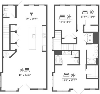 Go to TH3 Floorplan page.
