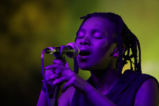 Siya Makuzeni produces an aural kaleidoscope with her impressive range.
