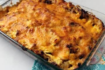 Breakfast Lasagna