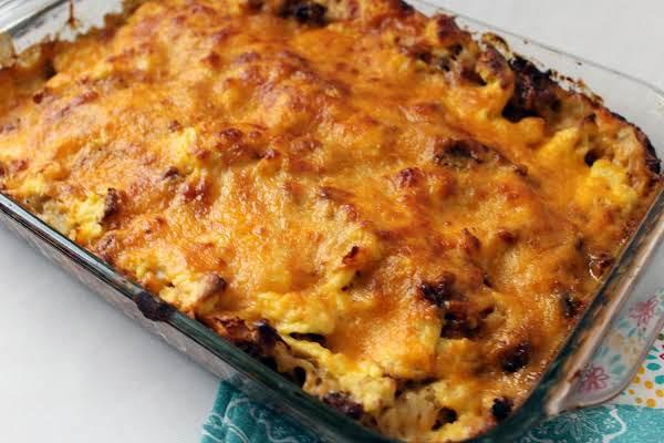 recipe: overnight breakfast lasagna [18]