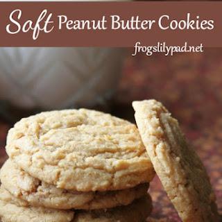Peanut Butter Cookies No Baking Soda Recipes