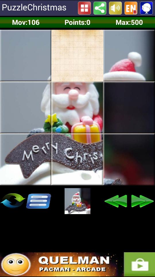 Скриншот Puzzle Christmas