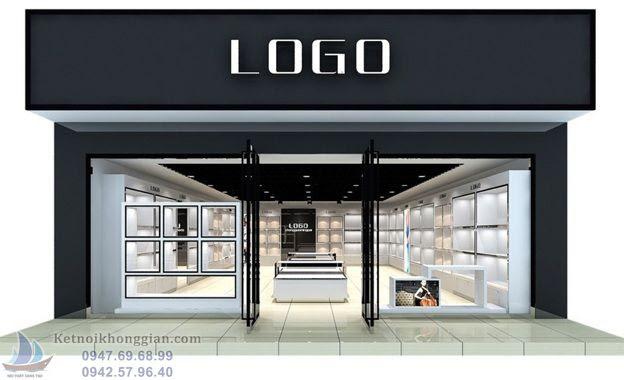 thiết kế shop đẹp