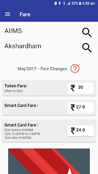 Download delhi metro navigator new fareroutemap jun2017 apk delhi metro navigator new fareroutemap jun2017 poster thecheapjerseys Choice Image