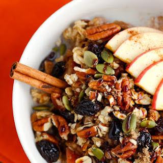 Spiced Apple Breakfast Bowl