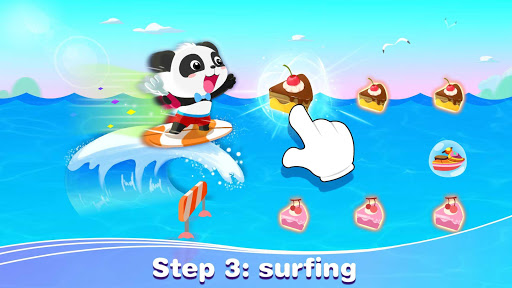 Baby Panda's Summer: Vacation - screenshot