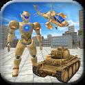 US Army Transform Robot War icon