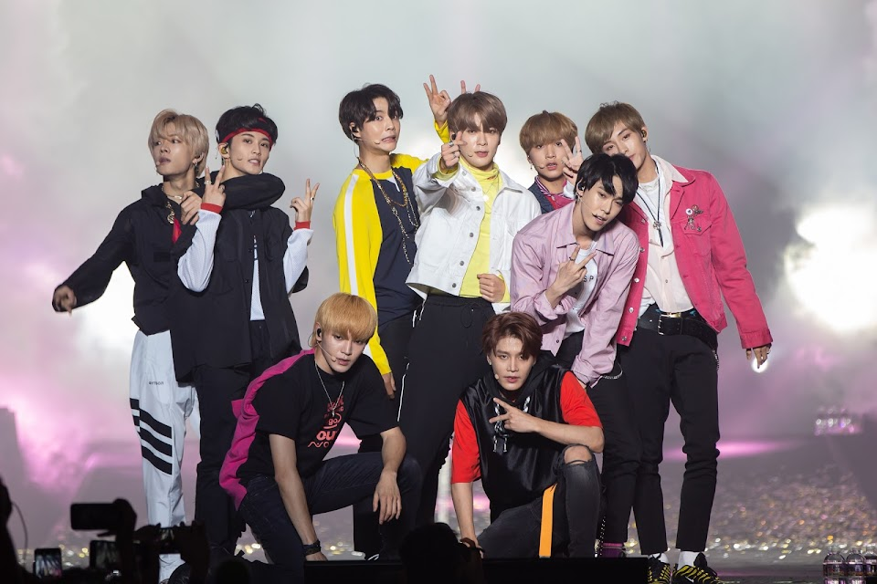 nct 127 jimmy kimmel 1