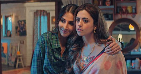 'The Married Woman' review: Passion, caution and unanswered questions as two women fall in love