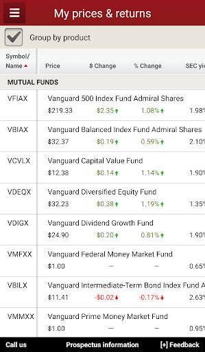 Vanguard screenshot