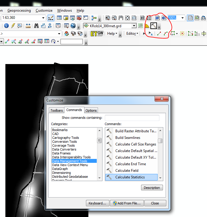 Adding a command button to a toolbar in ArcGIS | Andrew Wheeler