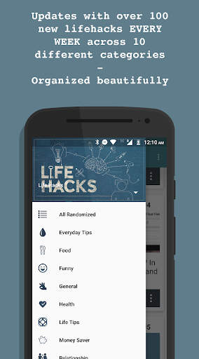 Life Hacks v3.9.1 screenshots 2